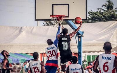 Le samedi, venez voir la Silver League de basketball à l'AGORA !